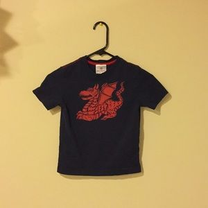 Hanna Andersson dragon t-shirt